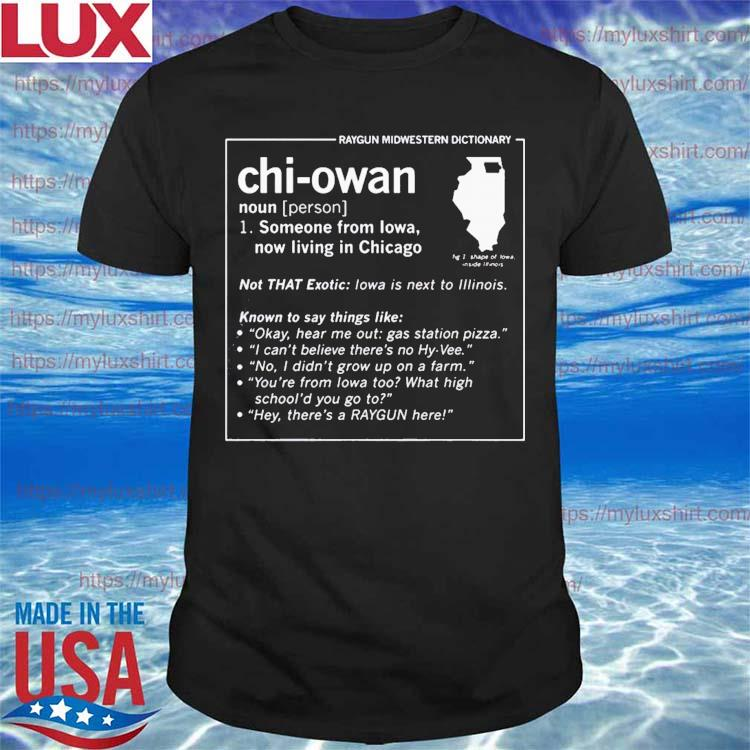 Chi-owan Definition 2021 T-shirt