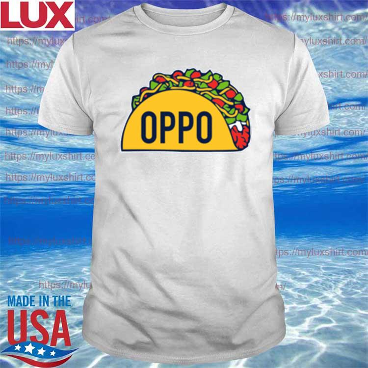 Oppo Taco Cubs T-Shirt Masswerks Store