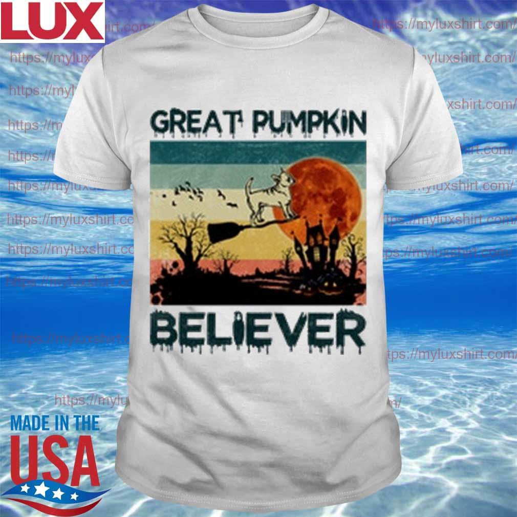 Chihuahua Great Pumpkin Believer vintage shirt