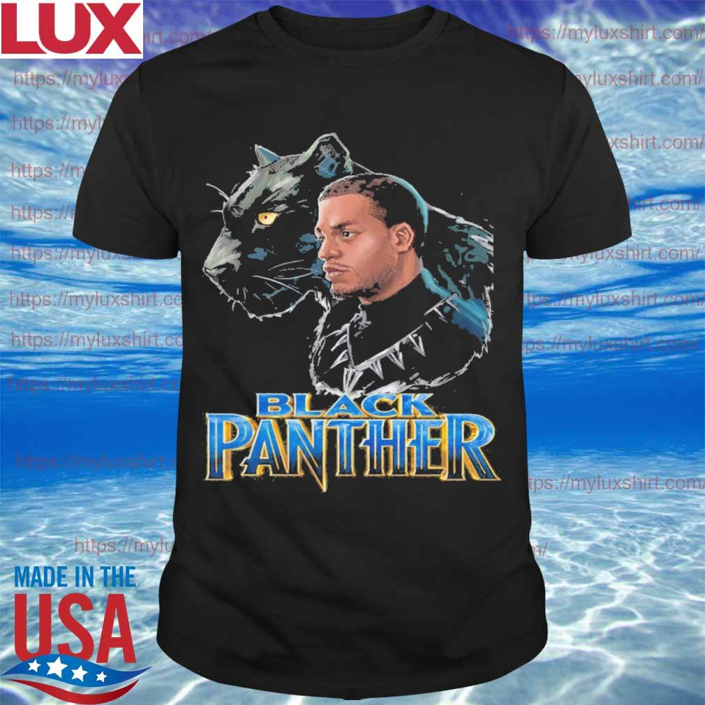 Black Panther and Dad shirt