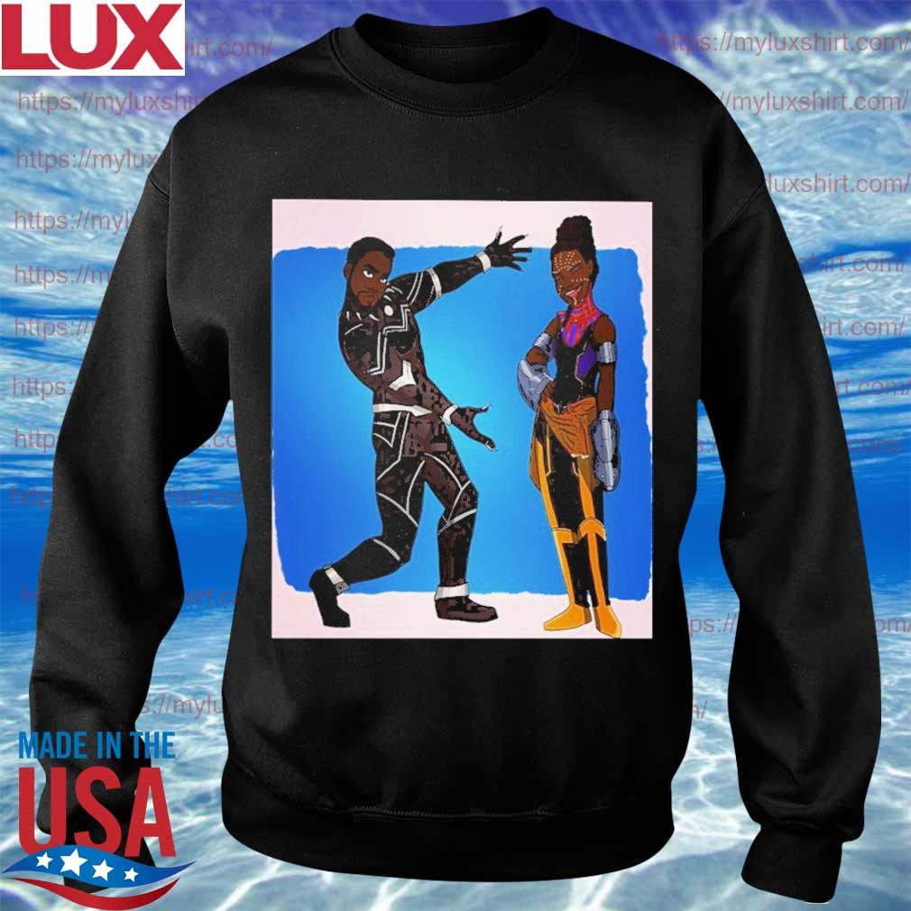 Black Panther and Shuri forever s Sweatshirt