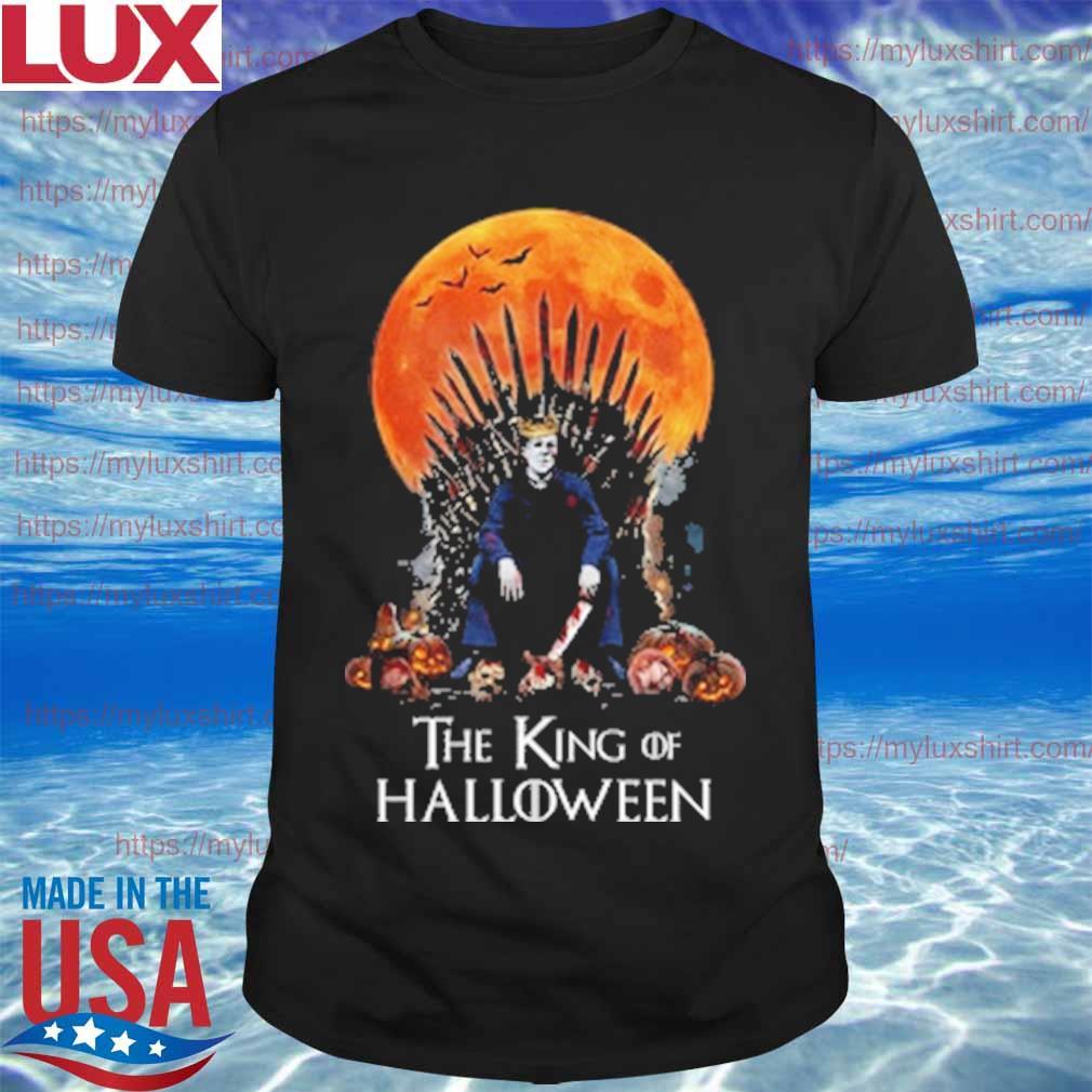 Michael Myers The king of Halloween shirt