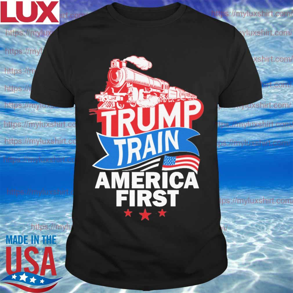 Trump trinn America first shirt
