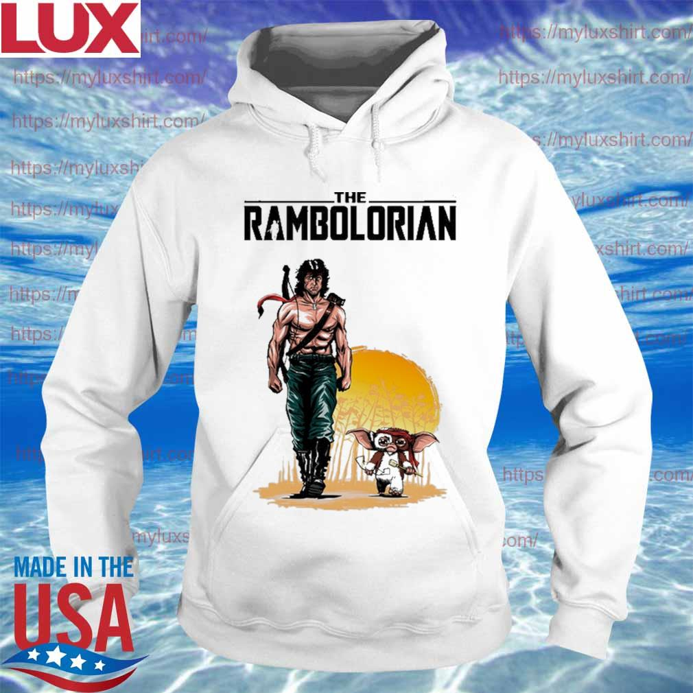 The Rambolorian s Hoodie