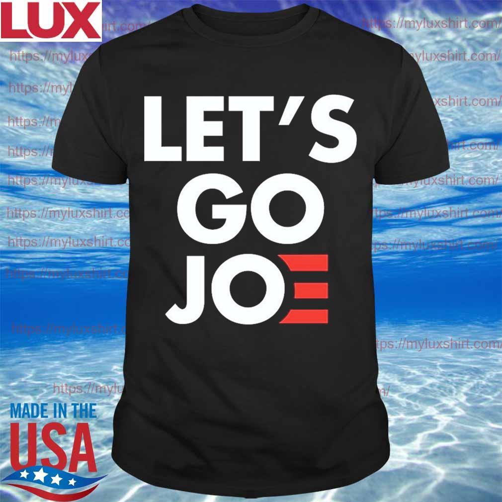 Vote Let's go Joe Biden shirt