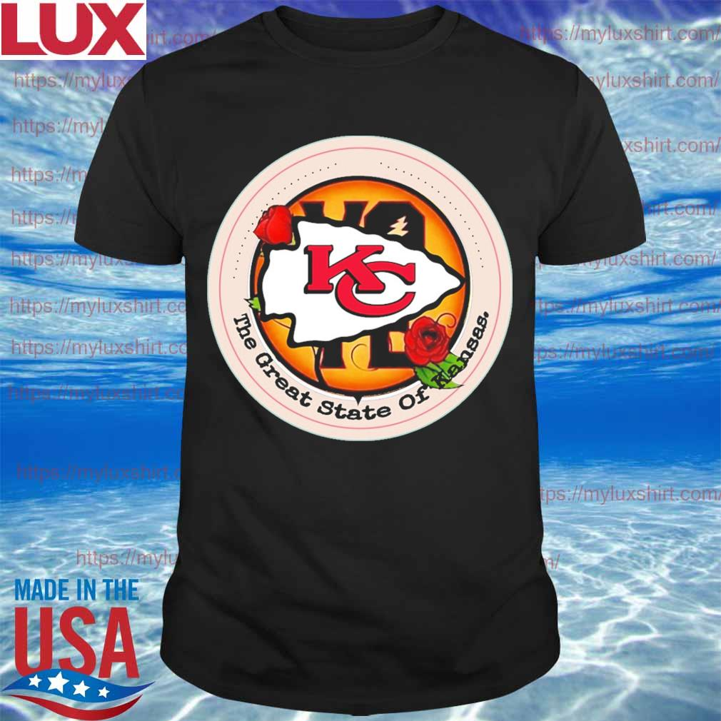 Vote the great State of Kansas City Chiefs shirt