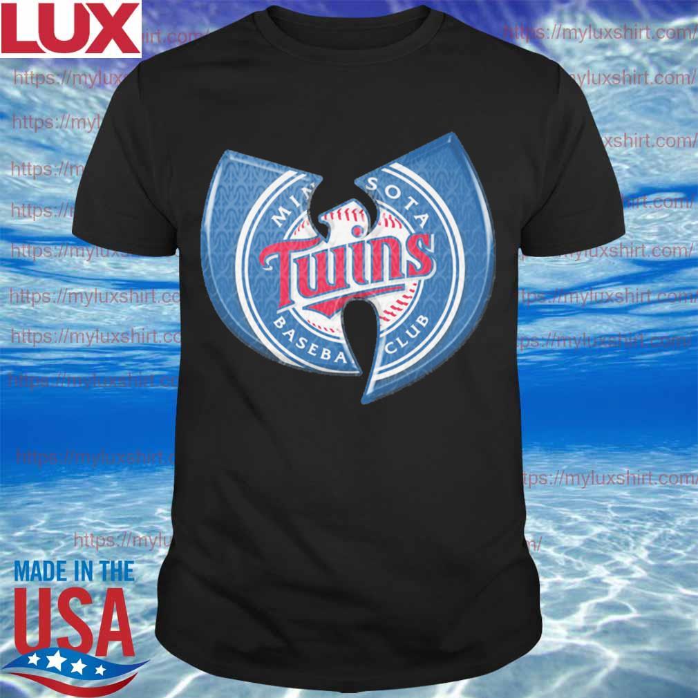 Wu tang Minnesota Twins shirt