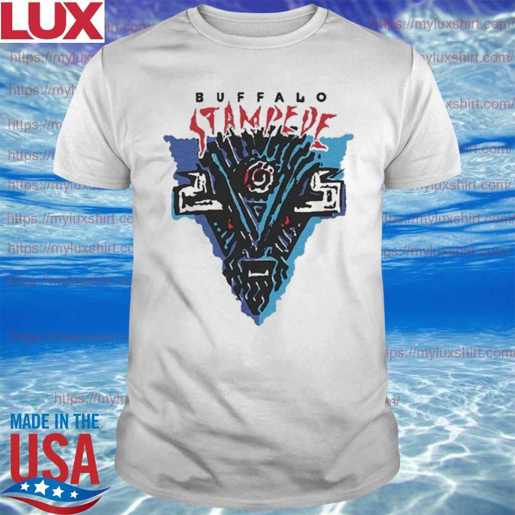 Buffalo Stampede Roller Hockey shirt