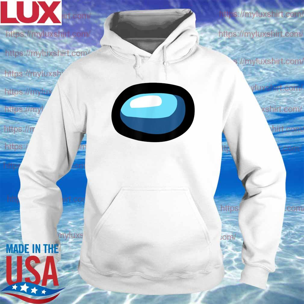 Crewmate or Sus Impostor Gaming Mask for Costume s Hoodie