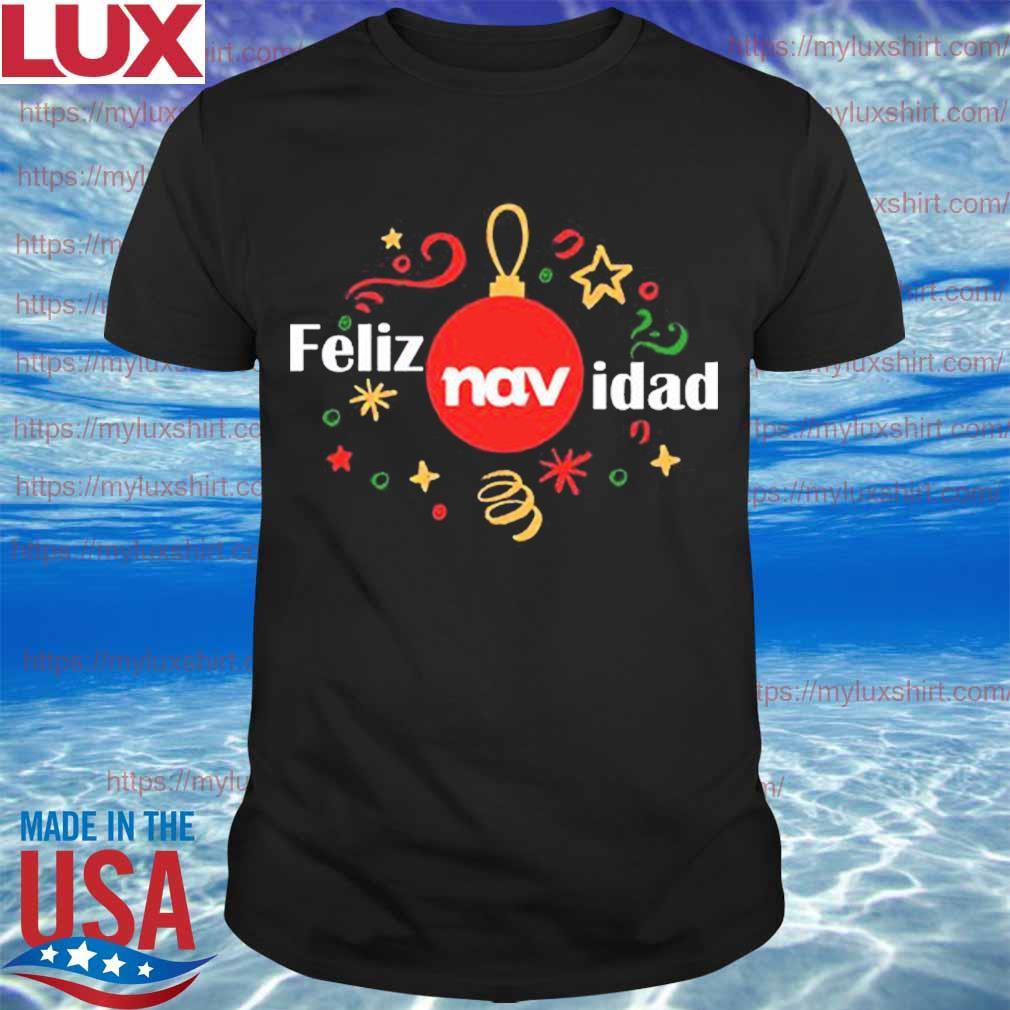 Feliz Navidad Christmas shirt