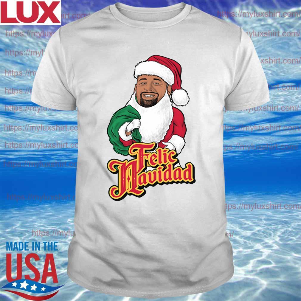 Feliz Navidad santa Merry Christmas 2020 shirt