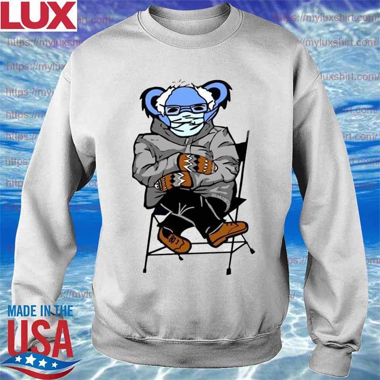 Bernie Sanders Grateful Dead Bear s Sweatshirt