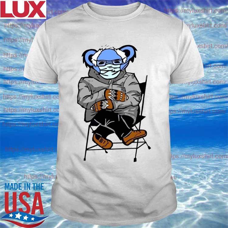 Official Bernie Sanders Grateful Dead Bear shirt
